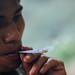 Graph Paper Cigarette, Luang Prabang Laos