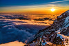 Was It a Dream (TranceVelebit) Tags: hrvatska croatia dalmatia dalmacija velebit paklenica paklenicanp paklenicanationalpark nppaklenica dinaricalps dinaridi mediterranean adriatic adriaticsea mountain mountains clouds cloudscape landscape sunset glow above high dramatic