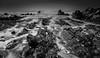 On the rocks (paullangton) Tags: monochrome blackand white contrast canon 7dmk2 lee filters beach shore le surf cornwall coast west