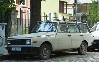 1985 Wartburg 353W Tourist