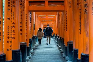 Fushimi Inari Shrine / Kyoto