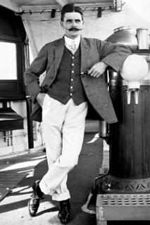 Unidentified merchant mariner of the British India Steam Navigation Company Ltd, 1899-1953