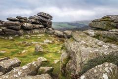 Pew Tor (Rich Walker75) Tags: dartmoor devon pewtor tor rock landscapes landscape landscapephotography nature cloud clouds stone england greatbritain canon eos100d efs1585mmisusm eos