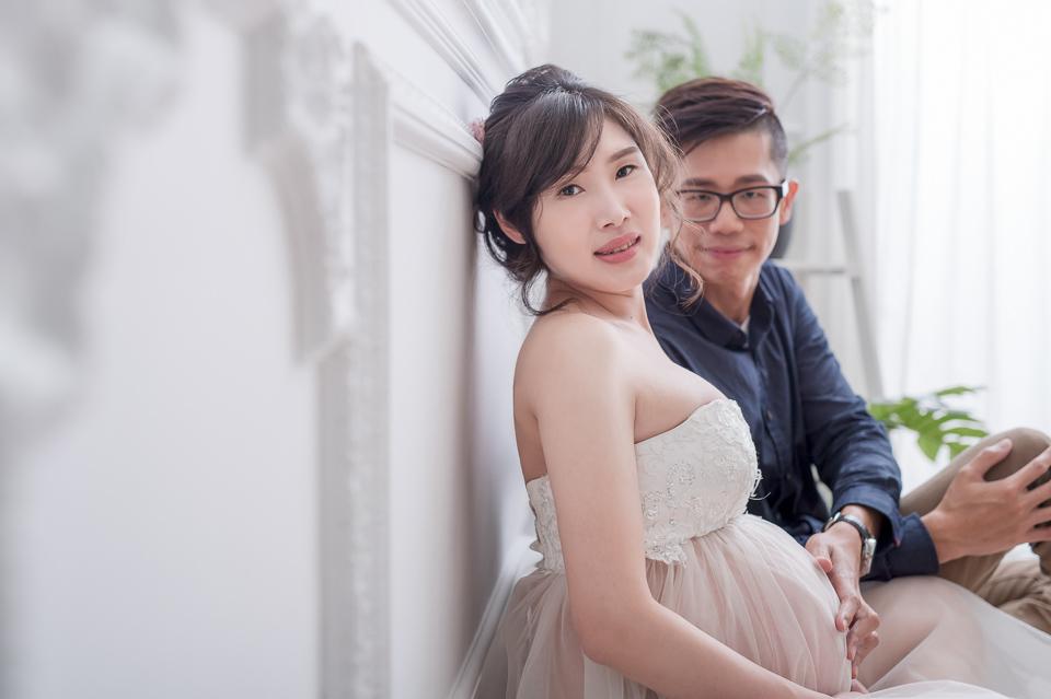 推薦 台南孕婦照 清新唯美風格 YY 006