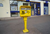 postbox, paris (ott1004) Tags: 몽마르뜨언덕 montmartre paris france 사크레쾨르성당 sacrécœur basilicaofthesacredheartofchrist 예수성심대성당 파리오페라하우스 가르니에궁전 palaisgarnier parisoperagranier postbox