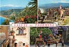 1988 Italy // Sizilienreise // Taormina - Taurmina (Postkarte) (maerzbecher-Deutschland zu Fuss) Tags: 1988 maerzbecher sizilienreise italien sicilia sizilien italia taormina taurmina italy sicily postkarte