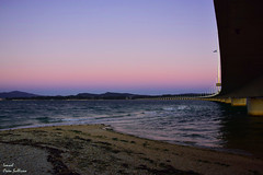 Galicia - illa de arousa (Ismael Owen Sullivan) Tags: galicia mar sea nature nikon foto fotografia d5300 digital atardecer