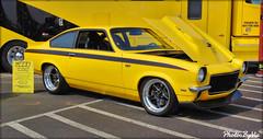 '71 Cheva Vega GT (Photos By Vic) Tags: 1971 71 classic car carshow chevy chevrolet vega gt antique automobile vehicle 2017goodguys3rdnorthcarolinanationals