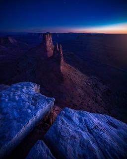 Marlboro Point Sunset