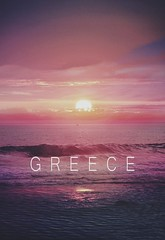 G R E E C E (Peter Tatsis) Tags: photography flickr greece art blue sea ocean greek tumblr quote artistic vintage retro sand dope sunset grunge paleblue hipster boho indie folk white pale minimal waves water lifo artifact travel