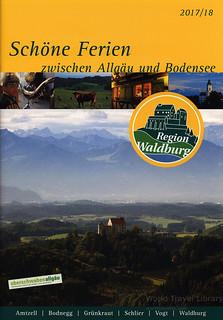 Region Waldburg, Schöne Ferien zwischen Allgau und Bodensee 2017-18; Baden-Württemberg, Germany