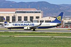 EI-EKP Boeing 737-8AS Ryanair AGP 21-02-18 (PlanecrazyUK) Tags: eiekp boeing 7378as ryanair agp 210218 lemg malaga–costadelsolairport malaga costadelsol