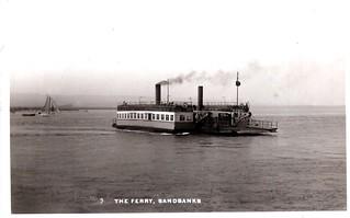 Sandbanks Ferry - Floating Bridge
