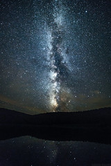 Milky Way at Spruce Knob [08.21.17] (Andrew H Wagner   AHWagner Photo) Tags: 5dmk3 5d3 5dmkiii 5dmarkiii 5dmark3 rokinon 14mm f28 rokinon14mm outdoors explore exploration exploring hiking mountain valley nature landscape forest woods trees summer wv westvirginia monongahelanationalforest monongahela nationalforest longexposure astrophotography astronomy nightscape nightlife nighttime stars night sky highiso milkyway