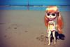 Sandy Beach (ys0lla) Tags: blythedoll blythe