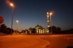 Mosque at sunset- Al Ain, UAE 2018 (Patrissimo2017) Tags: