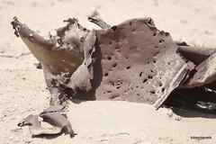 Eridu (8).JPG (tobeytravels) Tags: iraq sumerian enki akkadian eridug worldsfirstcity ziggurat