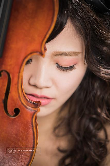 個人寫真,音樂家,小提琴,宣傳照, 禮服出租