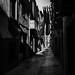 Le linge de rue