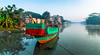 DSC_5372 (Rinathq) Tags: nikon d7200 bangladesh dhaka colors sunrise southasia asia nature village boat tokina wideangle 1116 desh sariatpur landscape rural scenery