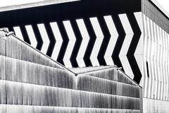 Logistic Center 3 (Guy Goetzinger) Tags: goetzinger d850 nikon architecture sw blackwhite lagerhaus building aarau aargau facade urban industrial haus fassade batiment 2018