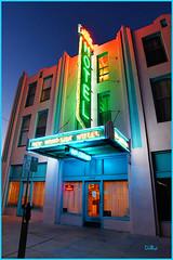 New Windsor Neon (lloydboy52) Tags: newwindsorhotel newwindsorneon hotel neon neonsign architecture nocturne night nightlight nightlights nitelites phoenix arizona