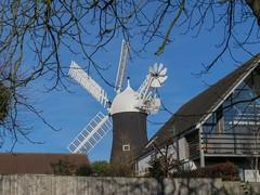 Holgate Windmill, February 2018 - 3