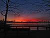 Sunrise over New York (katiegodowski_photography) Tags: hoboken nyc sunrise street hudson nj nature outdoor outside explore photography powershot canon photo flickr pics