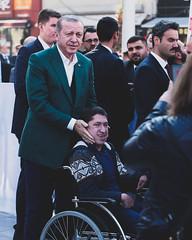 Recep Tayyip Erdoğan (ahmetcadirci25) Tags: recep tayyip erdoğan cumhurbaşkanı başkan lider president