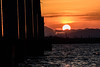 琵琶湖大橋12・Biwako Bridge (anglo10) Tags: 大津市 滋賀県 japan 琵琶湖 湖 lake 日の出 sunrise 橋 bridge
