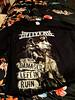 Damaged, Left In Ruin (Jules (Instagram = @photo_vamp)) Tags: tshirt hellyeah concertshirt photochallenge