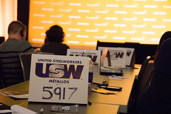 IMG_4955 (United Steelworkers - Metallos) Tags: usw unitedsteelworkers labour labor trade union syndicatdesmétallos ottawa ndp convention meeting politics workers solidarity