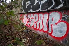 (bagtanger) Tags: seattlegraffiti despair nbd hbf