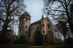 Perdu dans la forêt... (steflgs) Tags: chateau ruine patrimoine limousin