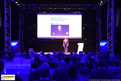 Sven Arnauts Ai4B summit The future according to Elon Musk (Martin Gillet) Tags: ai4b ai artificial intelligence belgium belgie belgique aed aedstudios