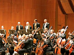 Thursday Colours - At the Concert Hall (Pushapoze (NMP)) Tags: newyorkcity lincolncenterfortheperformingarts orchestra piano pianoplayer yujawang brasssection