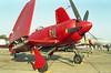 Hawker Sea Fury FB.11 G-BWOL / D-CACY 01 Duxford 13.10.1996 (Victor Vulcan) Tags: hawkerseafuryfb11 gbwol dcacy duxford wg599 aircraft airplane plane aeroplane