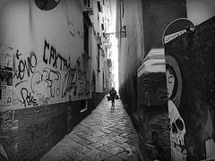 here it is Ms. (Antonio Piccialli) Tags: 2018 gennaio gente campania canon canonixus155 centrostorico centro decumani vicolidinapoli vicolo blackandwhite bwartaward bianconero blackwhite bn bw explore explored flickr flickrclickx fluidrexplored fluidr shopping napoli naples
