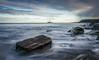 Incoming Storm (ianbrodie1) Tags: sea seascape ocean coast northeast lighthouse whitleybay rocks boulder block wave longexposure cloud sunset coastline leefilters nikon winter cold hightide ships horizon