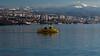 Auf Tauchfahrt vor Rijeka (Tatjana1975) Tags: opatija primorskogoranskažupanija kroatien nemo boot rijeka meer stadt berge