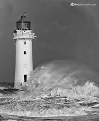 CO1A6280 (chris fearnehough) Tags: lighthouse storm stormchaser wirral newbrighton perchrock waves