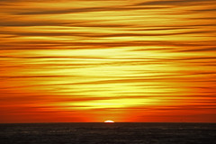 L'ultima pallida luce a ovest / The last pale light in the west (Marina di Pisa, Tuscany, Italy) (AndreaPucci) Tags: marinadipisa toscana tuscany pisa italia italy sunset tramonto andreapucci