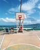 Lonely Hoop (Mikah_Manansala) Tags: analogue film filmforever ilovefilm ishootfilm medium format 120 kodak pentax 6x7 travel seascape beach philippines palawan