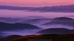 Layers #2 (Jaykhuang) Tags: lowfog rollinghills sunrise trivalley livermore bayarea eastbay jayhuangphotography