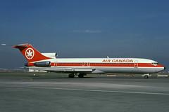 C-GAAZ (Air Canada) (Steelhead 2010) Tags: aircanada boeing b727 b727200 creg cgaaz sfo