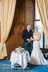 DalhousieCastle-18021752 (Lee Live: Photographer) Tags: bride cake ceremony chapel clarebaker cuttingofthecake dalhousiecastle grom kiss leelive ourdreamphotography owls rings rossmcgroarty wedding wwwourdreamphotographycom