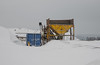 Gravel plant (AstridWestvang) Tags: containers gravel industry machines sandefjord snow vestfold