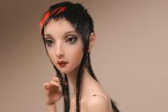 Deepti for V_01 (box_x_dolls) Tags: deepti oxana geets bardo research resin balljointeddoll bjd fashiondoll