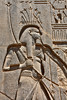 Baixo-relevo do templo de Luxor (1) (Sergio Zeiger) Tags: templo amon luxor egito áfrica