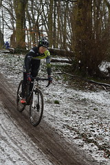 DSC_0159 (sdwilliams) Tags: cycling cyclocross cx misterton lutterworth leicestershire snow
